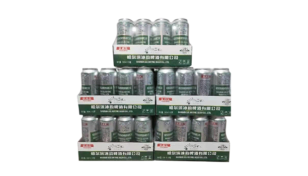 優利堡冰韻啤酒