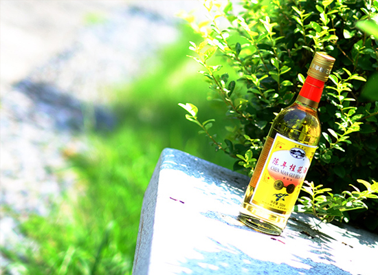 古越龍山桂花酒