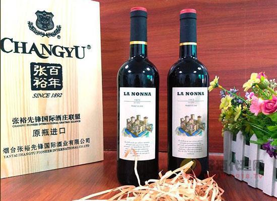 张裕先锋干红葡萄酒