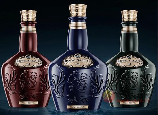 皇家礼炮威士忌