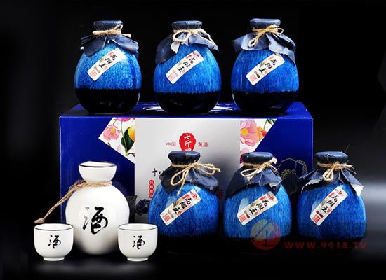 七斤嫂黄酒