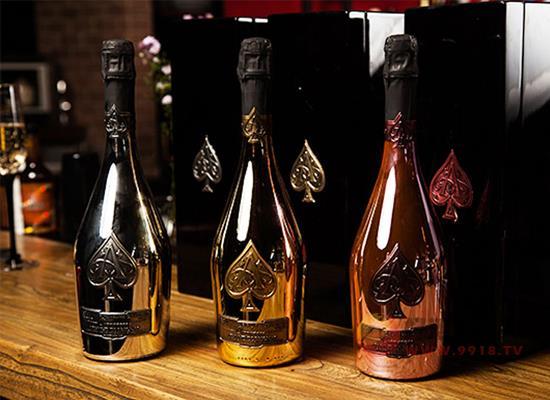 黑桃A香檳