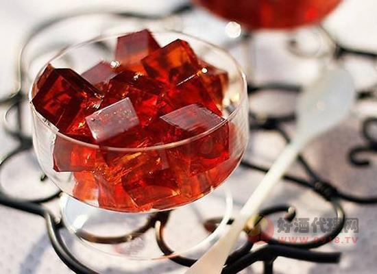 葡萄酒果冻