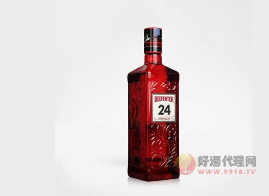 必富达24金酒