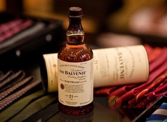 百富15年单桶陈酿单一纯麦威士忌酒