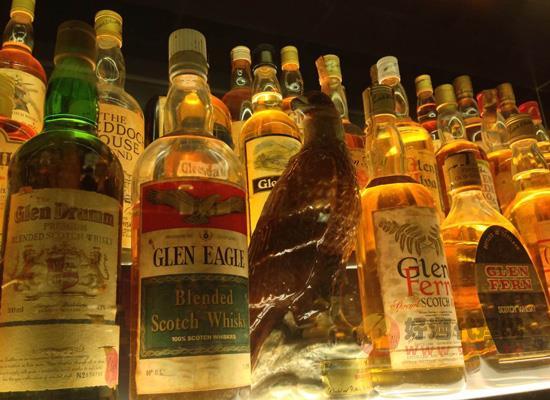 威士忌和伏特加的区别