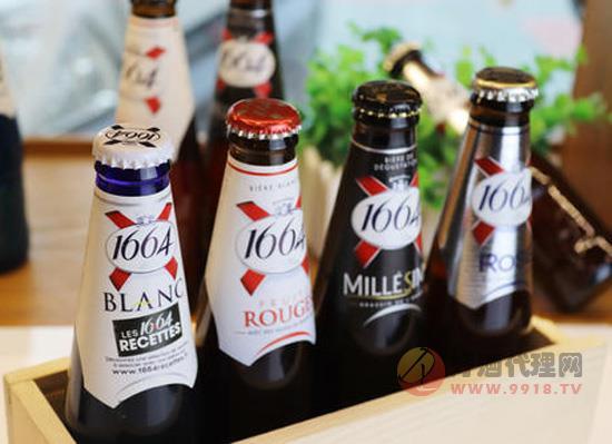 1664果味啤酒