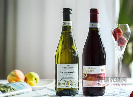 莫斯卡托葡萄酒