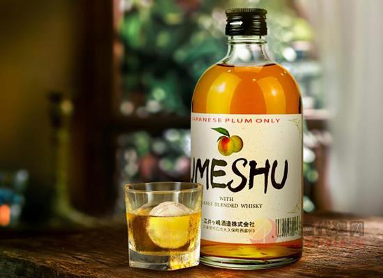 明石威士忌梅酒