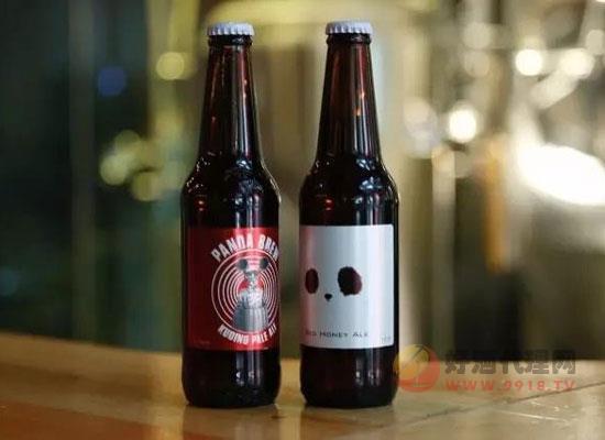 熊猫精酿啤酒