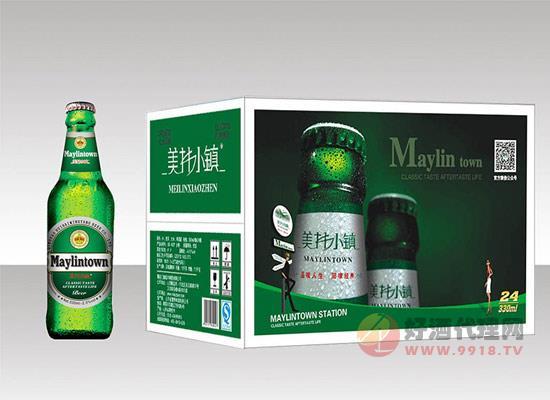 美林小镇啤酒