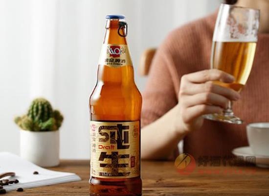 桂林漓泉纯生啤酒8度