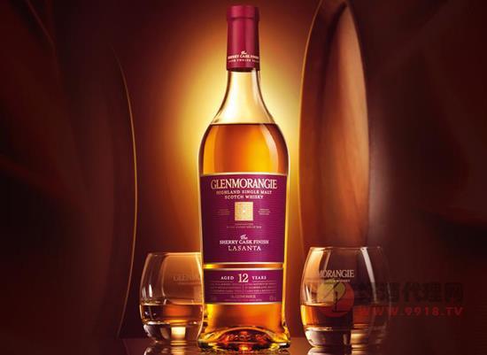 格兰杰12年威士忌