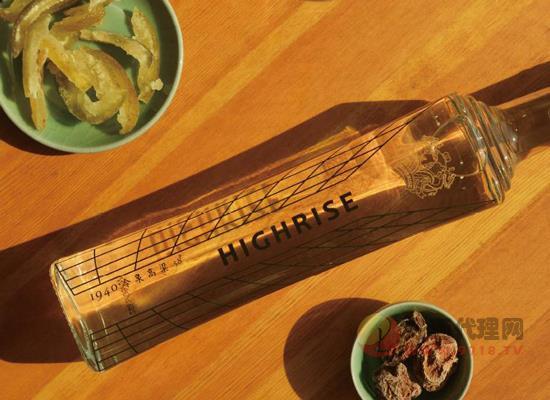 HighRise101兔兔冷泉高粱酒