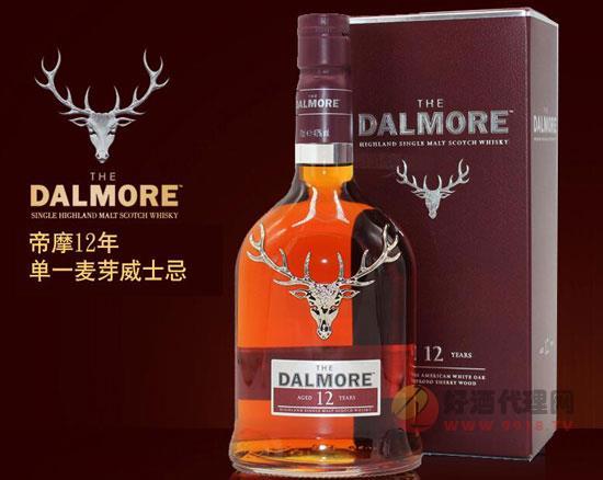 帝摩12年威士忌