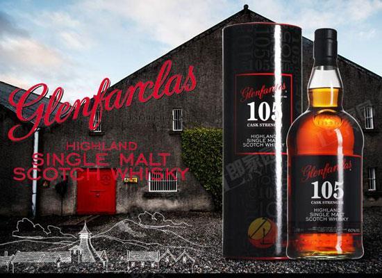 格兰花格105威士忌