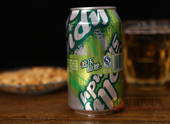 怡樂仙地檸檬味啤酒
