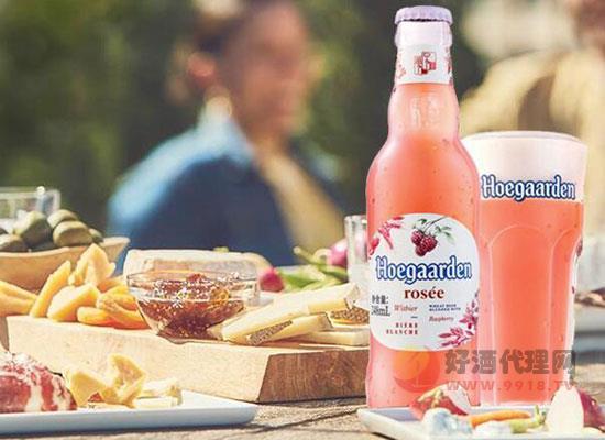 福佳玫瑰红啤酒瓶装