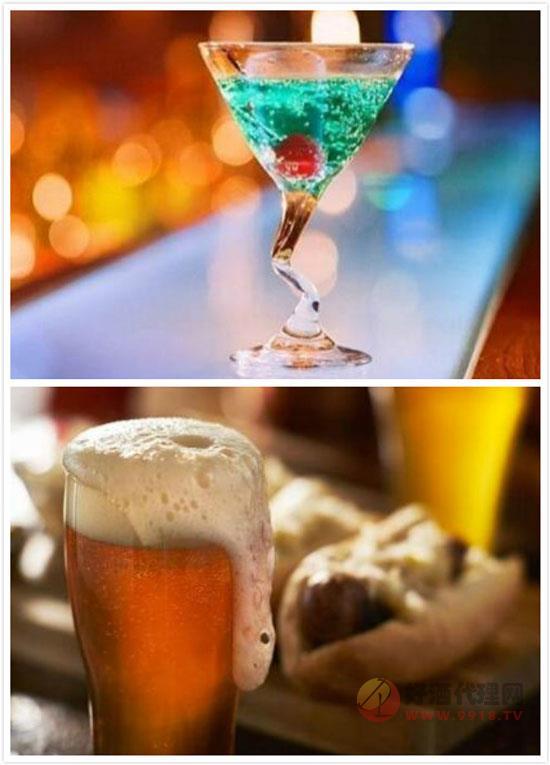 為什么雞尾酒更容易喝醉