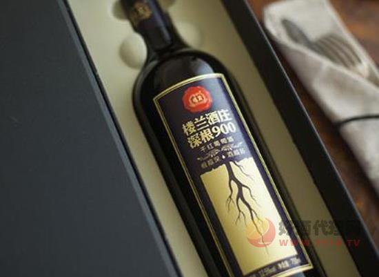 楼兰酒庄深根葡萄酒900
