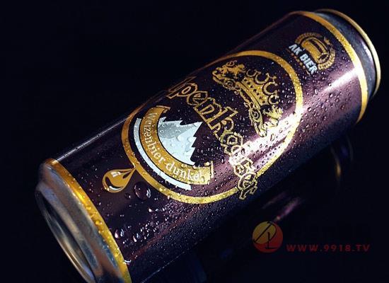 德国凯撒黑啤酒