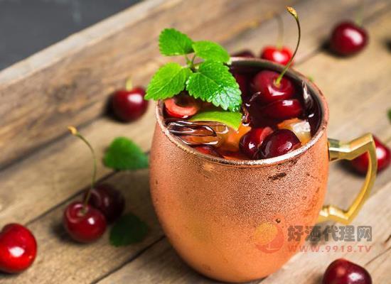 果汁酒和果酒有什么區別