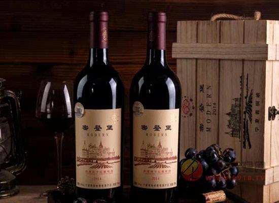 寧夏葡萄酒
