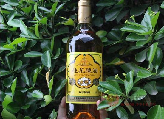 食喜桂花釀米酒