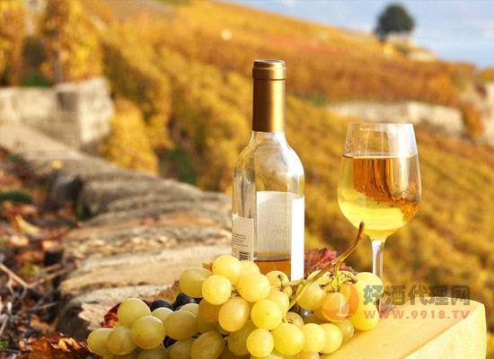 法國泰利斯干白葡萄酒