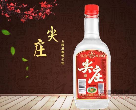 绵柔尖庄1.35l白酒