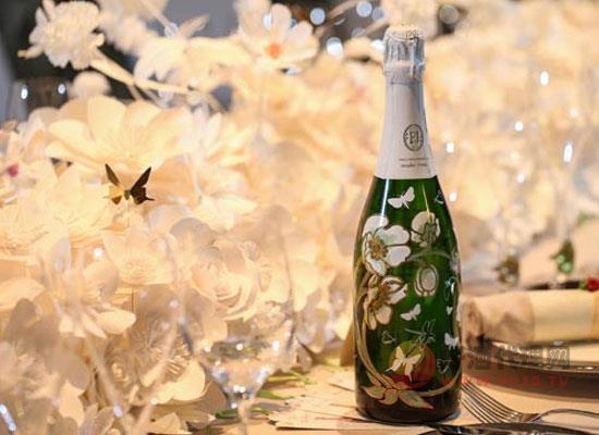 美麗時光香檳酒套裝