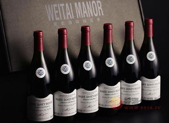 法国马斯蒂尼红酒