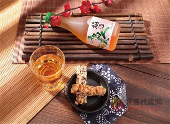 千岛美人梅酒