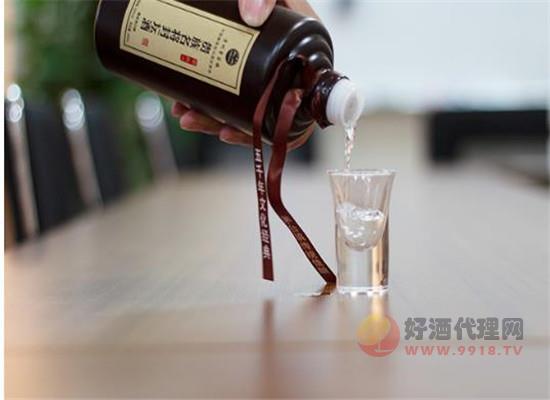 醬香型白酒的優點是什么
