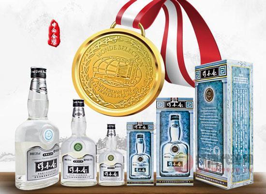 38度浮來春國際金獎酒