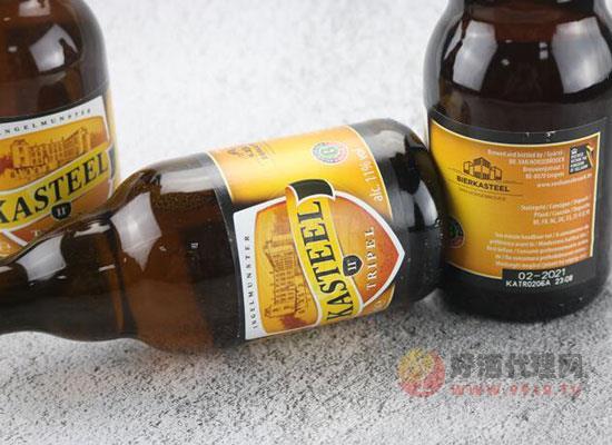 卡斯特三料啤酒