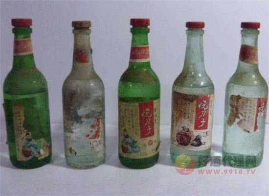 中国有哪些酒特别烈