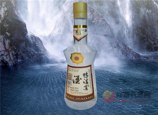 鸭溪窖14年浓香型白酒