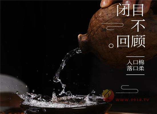 黔英雄封坛原浆酒