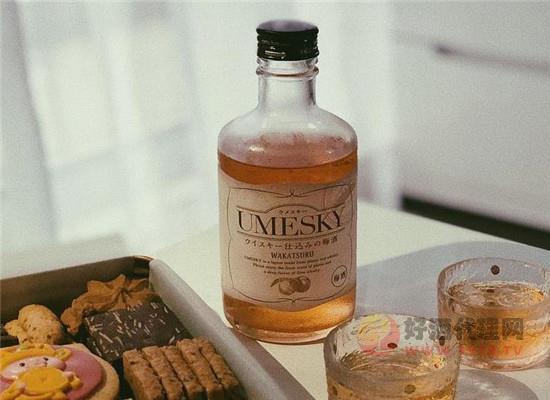 日本若鶴梅子威士忌