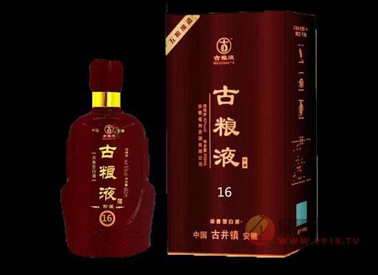 安徽梦井坊酒业