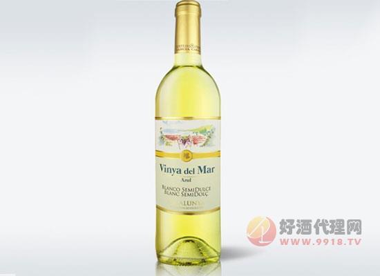 海茵半甜白葡萄酒