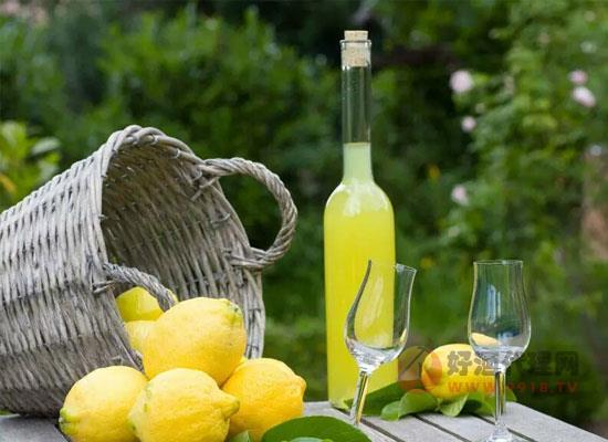 檸檬水果酒