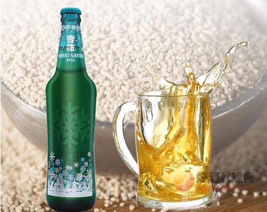 馬爾斯綠啤酒