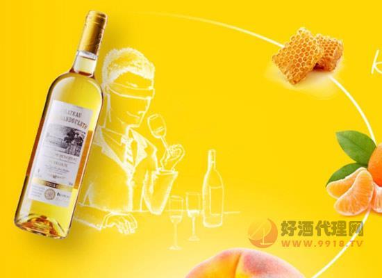 巴赫莊園半甜白葡萄酒