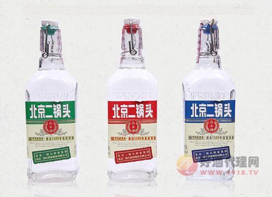 北京二鍋頭小瓶白酒