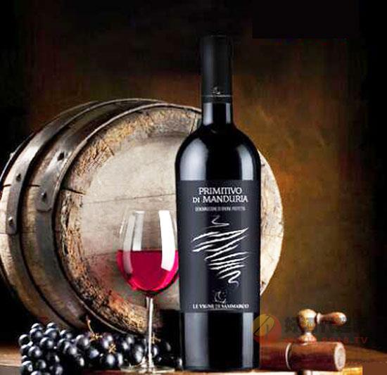 百年莊園干紅葡萄酒