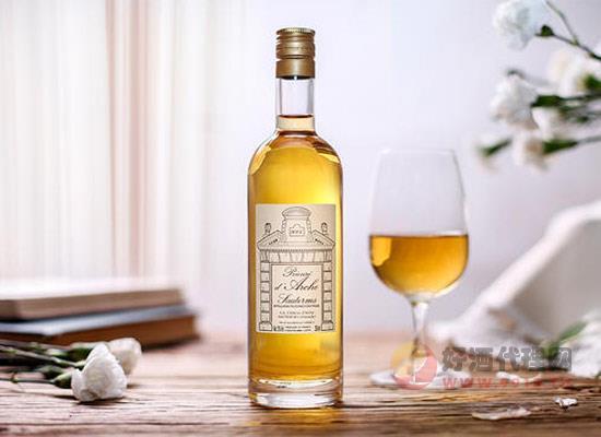 波爾多甜白葡萄酒