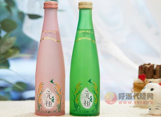 元祖传心米酒