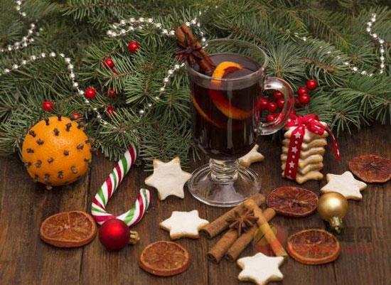 圣誕熱紅酒